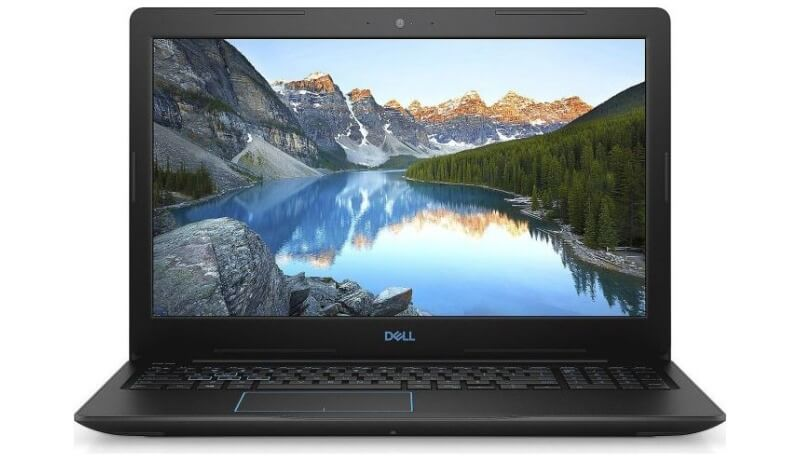 Notebook Dell G3 - GTX1650 i5 8GB 512GB SSD